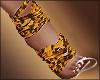 Po| Cavegirl  Wrap Feet