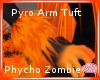 [Zom]Pyro arm tuft