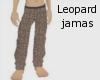 Leopardjamas