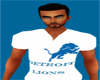 DETRIOT LIONS SHIRT