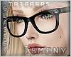 [Is] Mia Nerdy Glasses