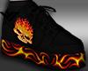 Flames Skull