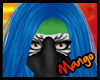 -DM- Parrot Ara Hair F 2
