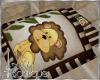BABY LION MAT BLANKET