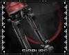 S; Foxy Robot Legs M