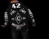 Mens support 42 hoodie