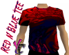 VTC Male Red N Blue T