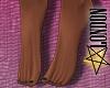 Feet: Black Pedicure