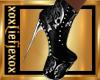 [L] Skull Sliver Boots F