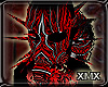 xmx. Red Gas Mask
