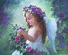*angel* pants blue