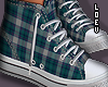 ♥ Love Plaid! Shoes