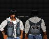 designed jean jacket
