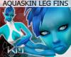 +KM+ Aqua LegFur