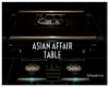 !T Asian Affair Table