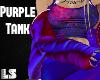 Purple Winter Tank