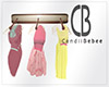 {CB} Fashion Dress Rack