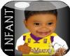 Kirk Lakers Baby Fit