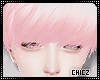 Cz!!Korean White Pink