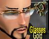 !P!Glasses-GLD
