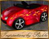 I~Lil Red HotRod Car 40%