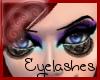 [X] Lace Eyelashes M