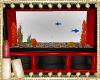 [h] Fish Tank|Red&Black