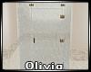 *O* Glass Shower Door