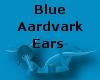 Blue Aardvark Ears