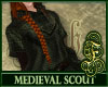 Medieval Scout Green