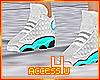 ! Agua Modern Sneakers F