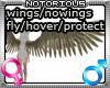 Vintage Angel Wings