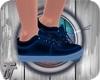 TT: Blue Rave Shoes