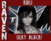 KERLI SILKY BLACK!