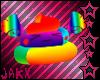 JX Flying  Rainbow Poop