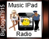 [BD] Music IPad (Radio)