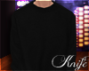 ♆ Black Sweater 'M