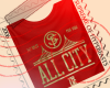 True All City: Red