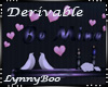 *Be Mine Shelf Derivable