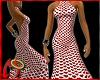 [m] PolkaHeart Gown