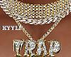 K:Trap *Gold Chain