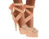 D* Pink Ribbon Heels