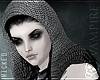 ¤ Chainmail Vamp Hood