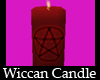 Wiccan Red Element Candl