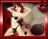 [Cy] Clear Strap Bikini
