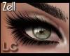 LC Zell Smokey Eyes
