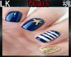 *LK* Nails Nautica