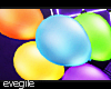 [ee] Neon Party Balloons