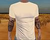 DRV Tan T-Shirt (M)