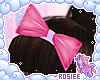 ✿ xoxo hair bow